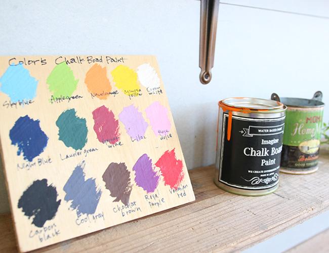 Choak Paint